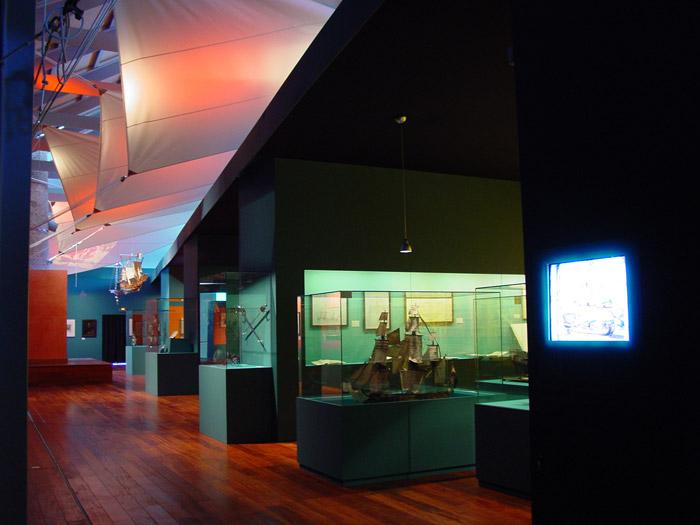 Exposición 'Rande 1702: Arde o mar'